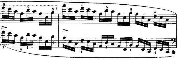 ショパン「バラード第4番へ短調op.52」ピアノ楽譜6
