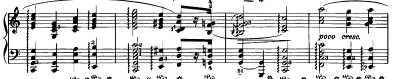 ショパン「ノクターン第13番ハ短調Op.48-1」ピアノ楽譜2