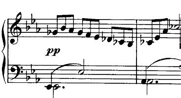 シューベルト「即興曲第2番Op.90-2」ピアノ楽譜7