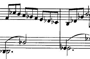 シューベルト「即興曲第2番Op.90-2」ピアノ楽譜8