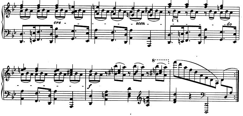 ブラームス「2つのラプソディ第2番ト短調Op.79-2」ピアノ楽譜5