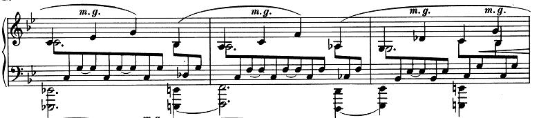 ブラームス「2つのラプソディ第2番ト短調Op.79-2」ピアノ楽譜6