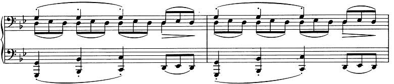 ブラームス「2つのラプソディ第2番ト短調Op.79-2」ピアノ楽譜12