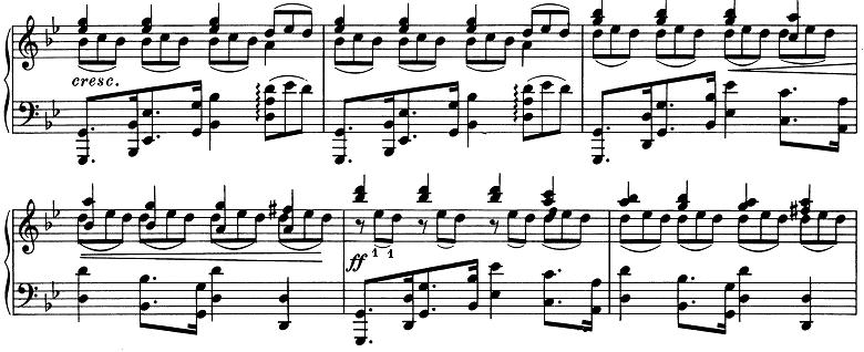 ブラームス「2つのラプソディ第2番ト短調Op.79-2」ピアノ楽譜13