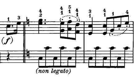 ベートーヴェン「ピアノソナタ第20番ト長調Op.49-2第2楽章」ピアノ楽譜8