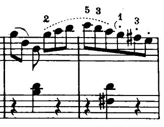 ベートーヴェン「ピアノソナタ第20番ト長調Op.49-2第2楽章」ピアノ楽譜9