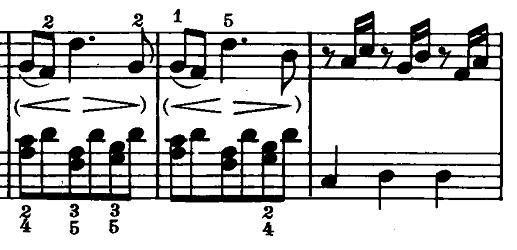 ベートーヴェン「ピアノソナタ第20番ト長調Op.49-2第2楽章」ピアノ楽譜10