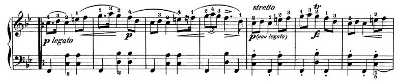ショパン「マズルカ第5番変ロ長調Op.7-1」ピアノ楽譜2