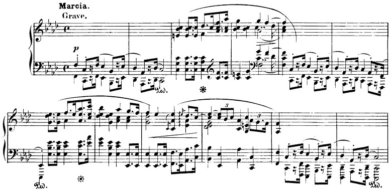 ショパン「幻想曲」ヘ短調Op.49ピアノ楽譜1