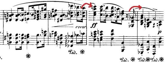 ショパン「幻想曲」ヘ短調Op.49ピアノ楽譜2
