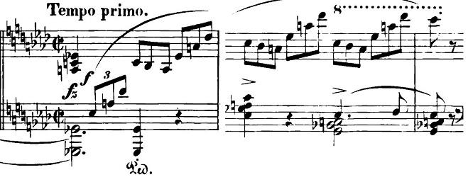 ショパン「幻想曲」ヘ短調Op.49ピアノ楽譜10