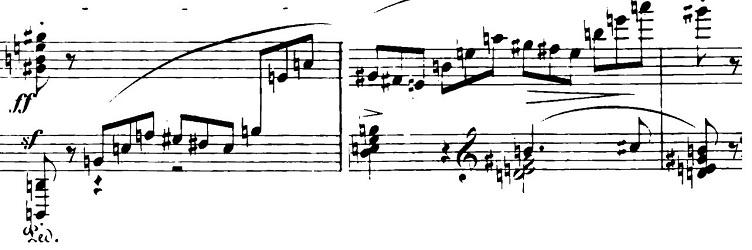 ショパン「幻想曲」ヘ短調Op.49ピアノ楽譜12