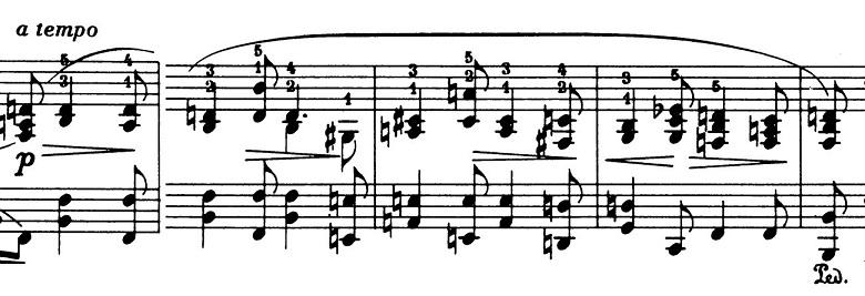 ショパン「バラード第4番ヘ短調Op.52」ピアノ楽譜6