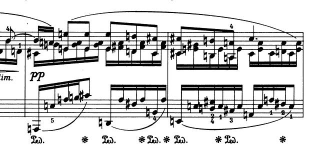 ショパン「バラード第4番ヘ短調Op.52」ピアノ楽譜9