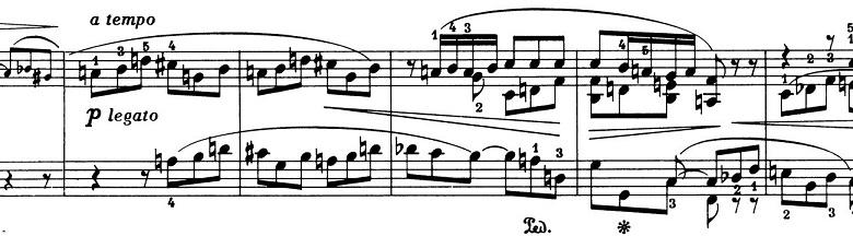 ショパン「バラード第4番ヘ短調Op.52」ピアノ楽譜11