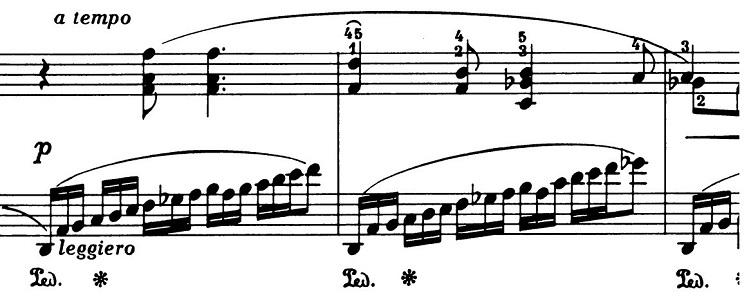 ショパン「バラード第4番ヘ短調Op.52」ピアノ楽譜14