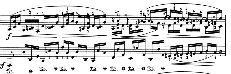 ショパン「バラード第4番ヘ短調Op.52」ピアノ楽譜16