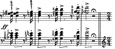 テオドール・エステン「子供の情景」第4曲「人形の夢と目覚め」ハ長調Op.202-4 ピアノ楽譜7