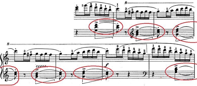 テオドール・エステン「子供の情景」第4曲「人形の夢と目覚め」ハ長調Op.202-4 ピアノ楽譜10