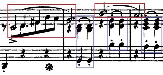 ショパン「バラード第1番ト短調作品23」ピアノ楽譜2
