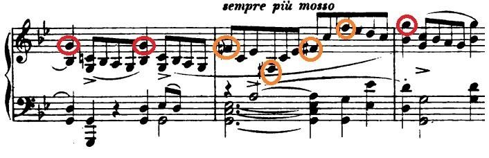 ショパン「バラード第1番ト短調作品23」ピアノ楽譜7