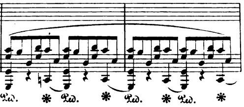 ショパン「バラード第1番ト短調作品23」ピアノ楽譜8