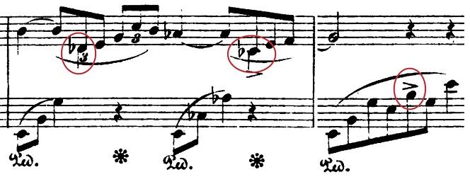 ショパン「バラード第1番ト短調作品23」ピアノ楽譜12