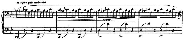 ショパン「バラード第1番ト短調作品23」ピアノ楽譜16