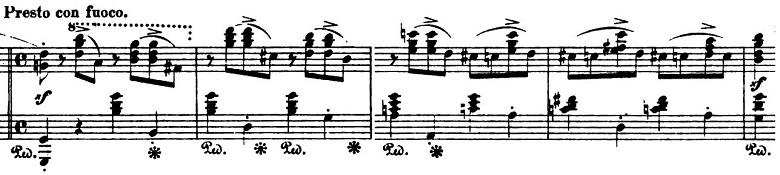ショパン「バラード第1番ト短調作品23」ピアノ楽譜21