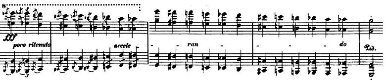 ショパン「バラード第1番ト短調作品23」ピアノ楽譜22