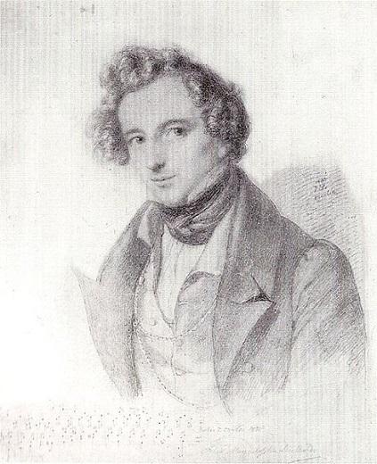 フェリックス・メンデルスゾーン(1809-1847)