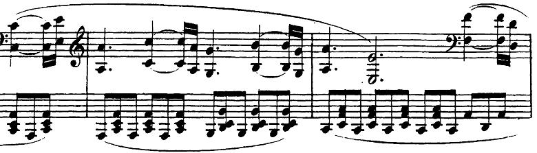 ベートーヴェン「ピアノソナタ第23番「熱情」ヘ短調Op.57第1楽章」ピアノ楽譜3