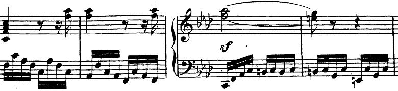 ベートーヴェン「ピアノソナタ第23番「熱情」ヘ短調Op.57第3楽章」ピアノ楽譜5