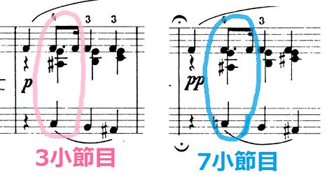 ショパン「「アルバムの一葉(アルバムの綴り、モデラート)」ホ長調KK.IVb/12,CT.107,B.151」ピアノ楽譜2