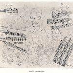 マーラー交響曲第1番「巨人」解説と名盤。立ち上がれトランペット奏者!ホルンとともに!花の章とハンブルク版も紹介。マーラーの原点ここにあり!
