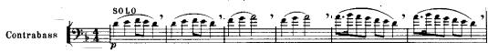 マーラー「交響曲第1番(巨人)ニ長調」オーケストラ楽譜5