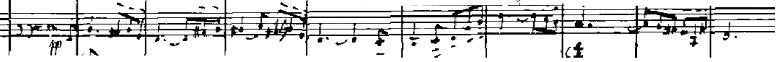 マーラー「交響曲第1番(巨人)ニ長調」オーケストラ楽譜「花の章」