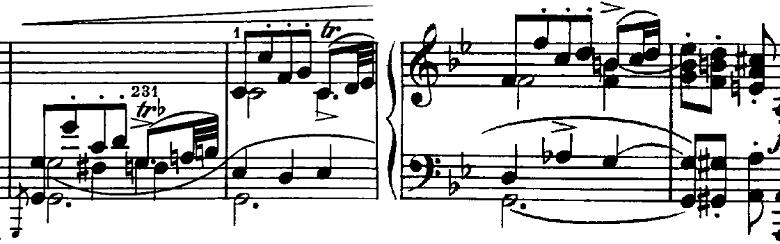 シューマン「ノヴェレッテン第5番ニ長調Op.21-5」ピアノ楽譜5