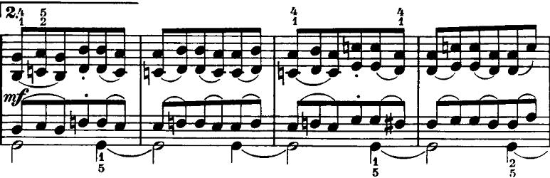 シューマン「ノヴェレッテン第5番ニ長調Op.21-5」ピアノ楽譜12