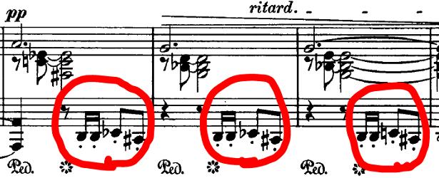 シューマン「ノヴェレッテン第5番ニ長調Op.21-5」ピアノ楽譜14