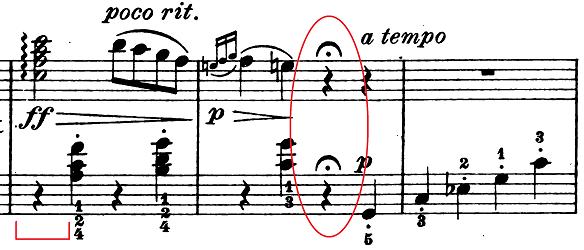 ベートーヴェン「ピアノソナタ第1番ヘ短調Op.2-1第1楽章」楽譜2