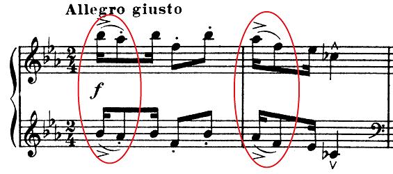 ドビュッシー「子供の領分第6曲「ゴリウォーグのケークウォーク」変ホ長調L.113-6」ピアノ楽譜1