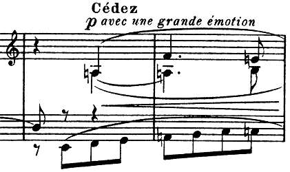 ドビュッシー「子供の領分第6曲「ゴリウォーグのケークウォーク」変ホ長調L.113-6」ピアノ楽譜7