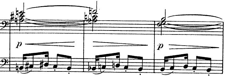 ドビュッシー「子供の領分第6曲「ゴリウォーグのケークウォーク」変ホ長調L.113-6」ピアノ楽譜10