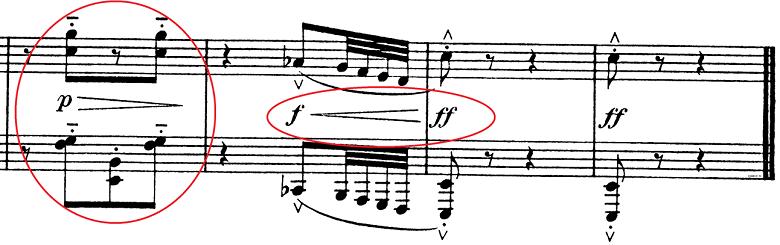ドビュッシー「子供の領分第6曲「ゴリウォーグのケークウォーク」変ホ長調L.113-6」ピアノ楽譜11