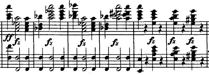 シューベルト「ピアノソナタ第16番イ短調D845,Op.42第1楽章」ピアノ楽譜3