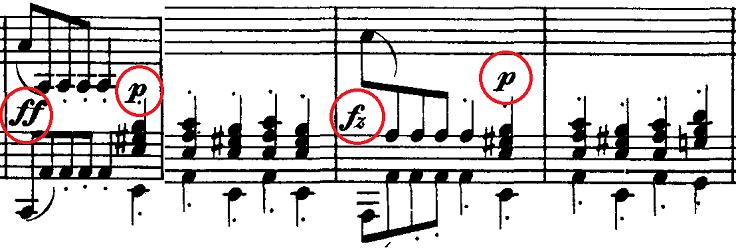 シューベルト「ピアノソナタ第16番イ短調D845,Op.42第1楽章」ピアノ楽譜4