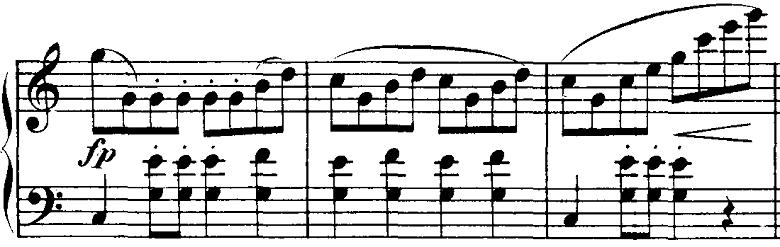 シューベルト「ピアノソナタ第16番イ短調D845,Op.42第1楽章」ピアノ楽譜5