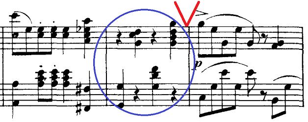 シューベルト「ピアノソナタ第16番イ短調D845,Op.42第1楽章」ピアノ楽譜6