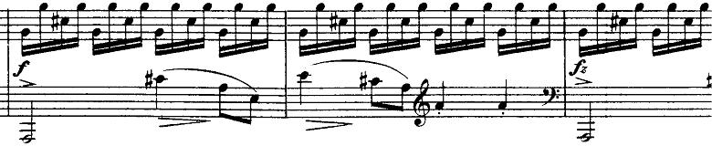 シューベルト「ピアノソナタ第16番イ短調D845,Op.42第1楽章」ピアノ楽譜12
